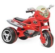 Super Moto GT2 Turbo Vermelha Bandeirante