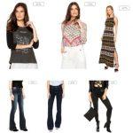 Ofertas Black Friday Dafiti: Calças e Vestidos femininos de marcas famosas