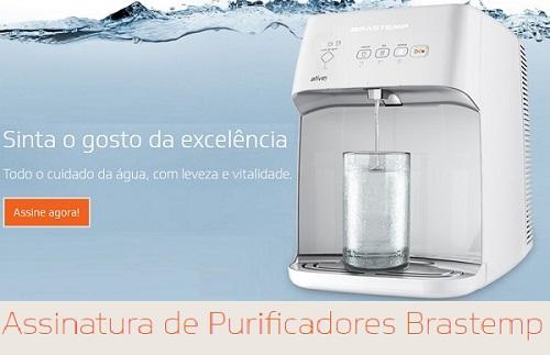 Filtros de água Brastemp