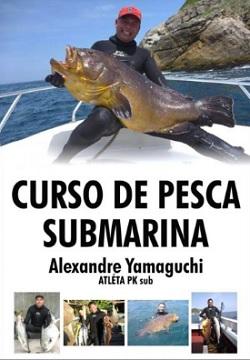 Curso online completo de Pesca submarina com Alexandre Yamaguchi