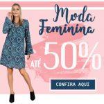 Promoção Frete GRÁTIS Dia do Amigo Moda feminina Posthaus com até 50% desconto