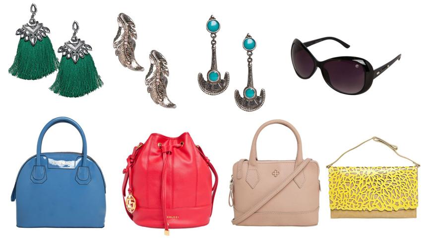 Bolsas e Acessórios femininos em promoção