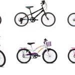 Promoção de Bicicletas para meninas aro 20 com preços exclusivos