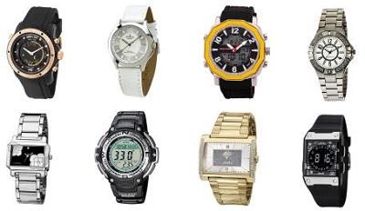 Promoção de Relógio Magazine Luiza