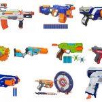 Lançadores de Dardos Nerf da Hasbro com preços exclusivos de site