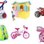 Promoção especial Tricae em Brinquedos, Bicicletas e Triciculos