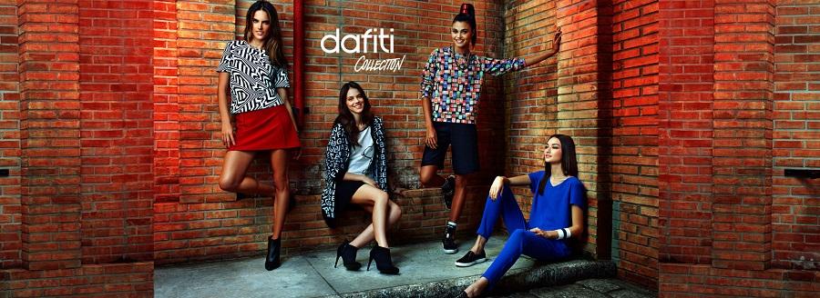 Promoção Dafiti Peças femininas de verão: Looks em Sapatilhas, Vestidos e Rasteiras
