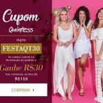 Cupom desconto Posthaus - Quintess Moda Festa feminina