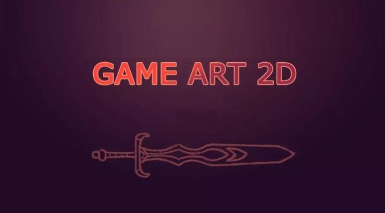 CursoGame Art 2D paradesenvolvimento de artes para games