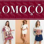 Promoções de Vestidos Curtos e Florais Moda feminina Posthaus
